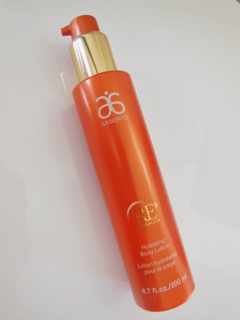Arbonne Hydrating Body Lotion